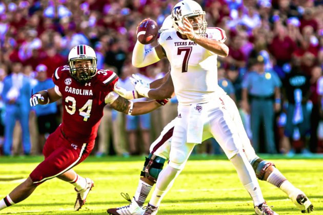 Texas A&M vs. South Carolina: Score and Twitter Reaction