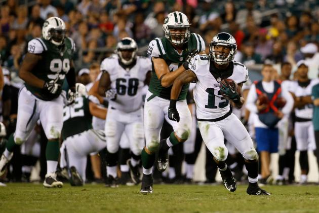 Jets vs. Eagles: Score and Twitter Reaction from 2014 NFL Preseason