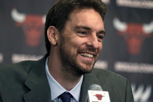How Much Do Chicago Bulls Need from Pau Gasol Next Season?