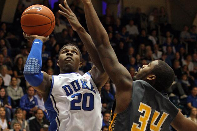 Duke Basketball: Will Forgotten Man Semi Ojeleye Crack 2014-15 Rotation?