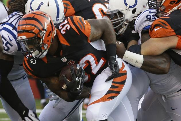 Bengals New Run-Oriented Offense Will Take Major Pressure off Andy Dalton