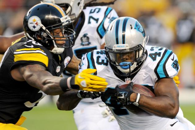Carolina Panthers vs. Pittsburgh Steelers: Live Score and Analysis