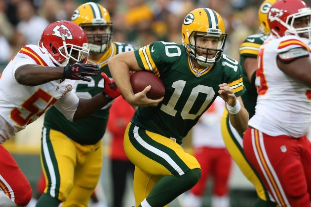 Packers Beat Chiefs 34-14 in Backup QB Battle