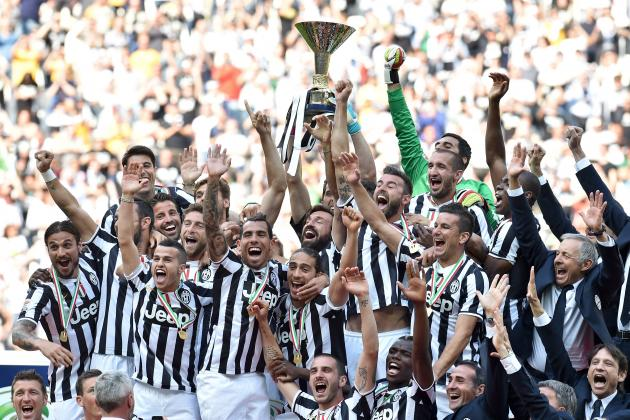 Juventus Is My Pick to Win Serie A in 2014-15, and Here's Why