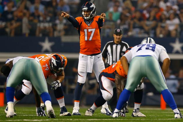 Broncos Top Cowboys 27-3 in Preseason Finale