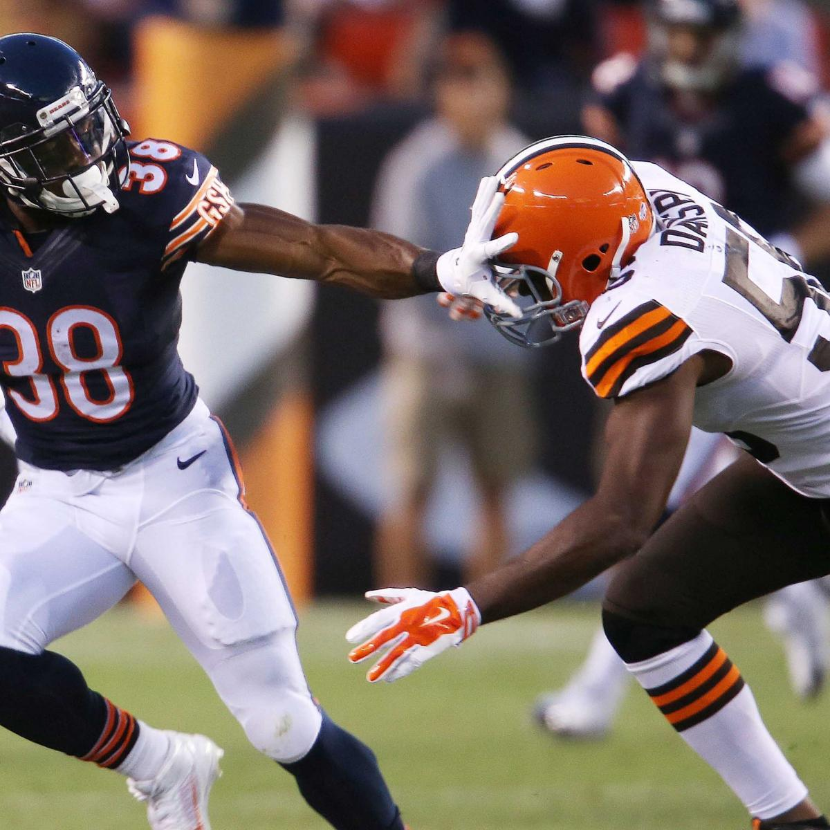Chicago Bears Roster: Chicago Bears: Immediate 53-Man Roster Cut Predictions