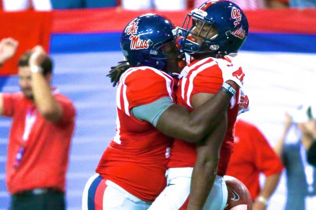 Boise State vs. Ole Miss: Live Score and Highlights