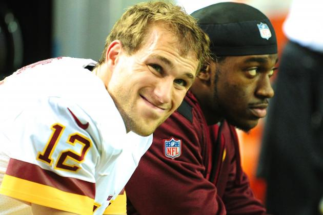 Washington Execs Deserve QB Controversy After Mishandling RGIII
