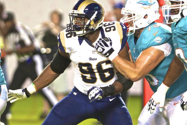 Why Michael Sam Has Earned His Place on the Rams' 53-Man Roster