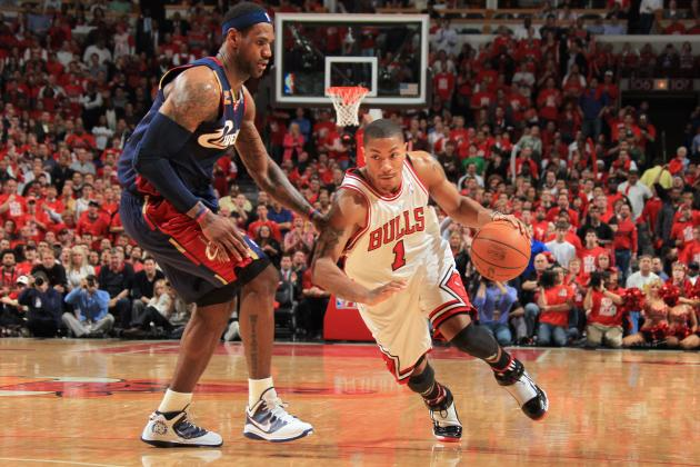 Memorable Bulls-Cavaliers Rivalry Picks Up Right Where It Left Off