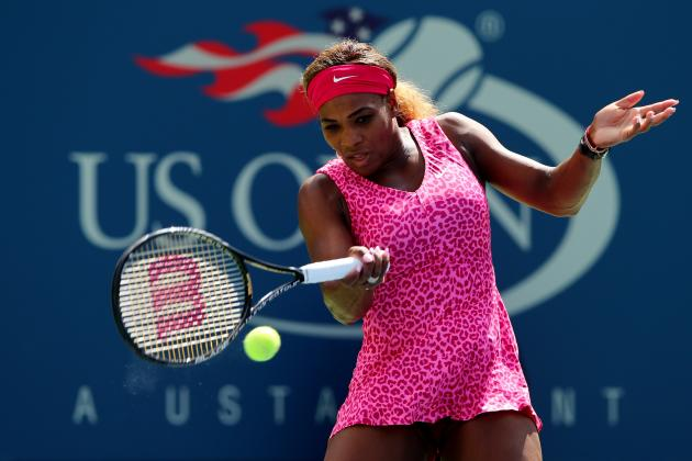 Why Serena Williams' 2014 US Open Draw Is Tougher Than It Looks