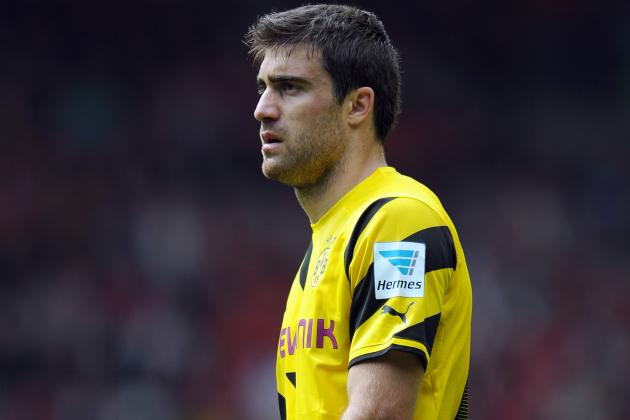 Sokratis Papastathopoulos Transfer Rumours: Latest Speculation on Dortmund Star