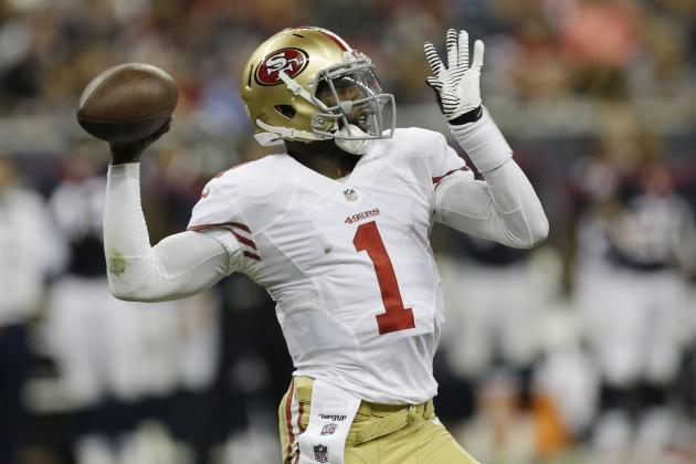San Francisco 49ers: Did Josh Johnson Outplay Blaine Gabbert by Enough?