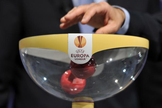 Europa League Group-Stage Draw: Live Results, Highlights and Reaction