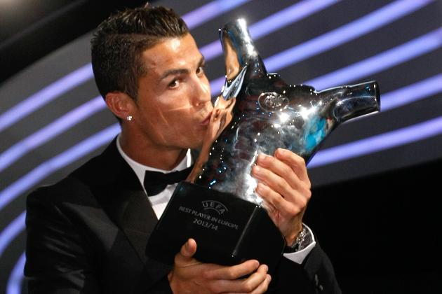 Cristiano Ronaldo Aims Veiled Dig at Lionel Messi's World Cup Golden Ball Award