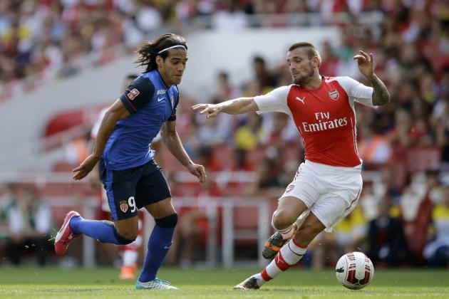 Arsenal Transfer News: Arsene Wenger Quizzed on Radamel Falcao and Adrien Rabiot