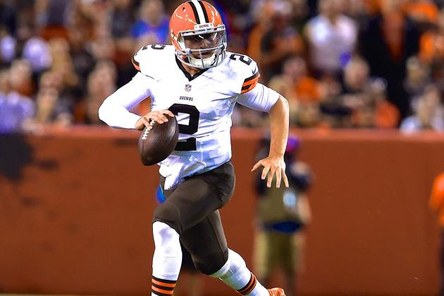 Tale of the Tape for Johnny Manziel Heading into Regular Season