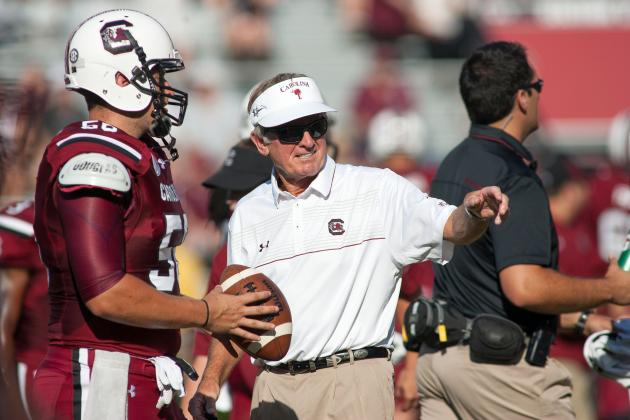 Bright Spots from South Carolina's Devastating Week 1 Loss