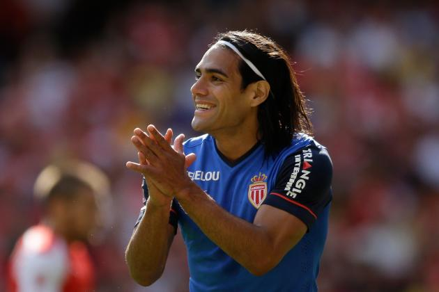 Radamel Falcao Finding Monaco Exit Harder to Engineer Than His Arrival