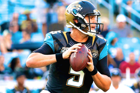 Jacksonville Jaguars Must Find Conviction to Start Blake Bortles Immediately