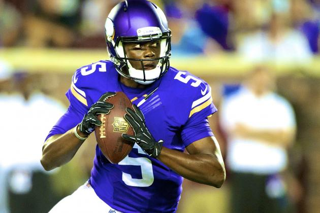 Teddy Bridgewater Is Backup for Now, but Looks Ready to Play Sooner Than Later