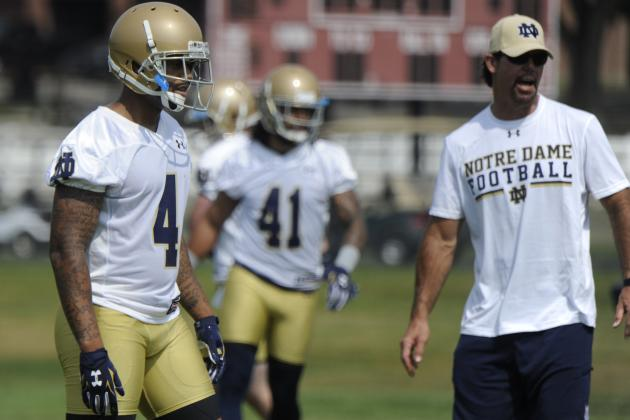 Notre Dame: Personal Touch Helps Players Buy into VanGorder