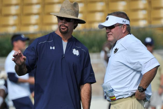 VanGorder's Defense Has Notre Dame Offense Feeling Ready
