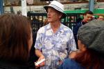Bill Murray Checks Game Tickets Now