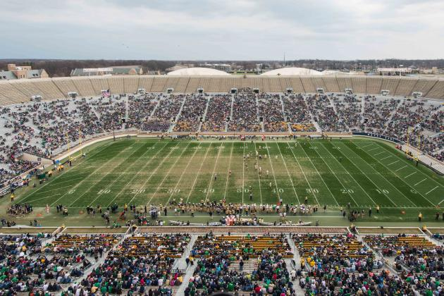 Notre Dame Stadium Project to Begin in November