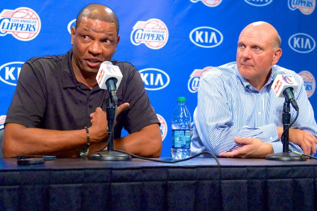 With Steve Ballmer in Place, Clips Need Doc Rivers to Focus on Job He Does Best