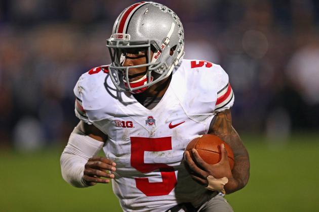 Braxton Miller Injury Update: Latest Comments, Recovery Notes Before OSU v Navy