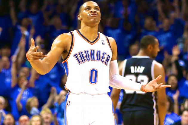 Let's Hope Russell Westbrook Never, Ever Changes