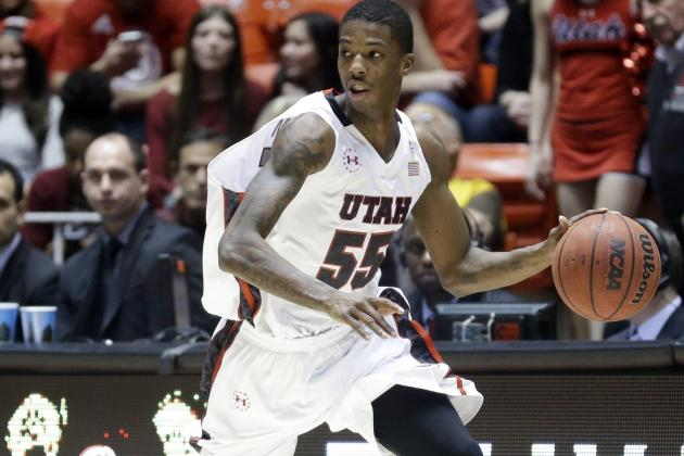 NBA Draft Expert's Notebook: Meet Delon Wright, the Next Big 2015 Prospect