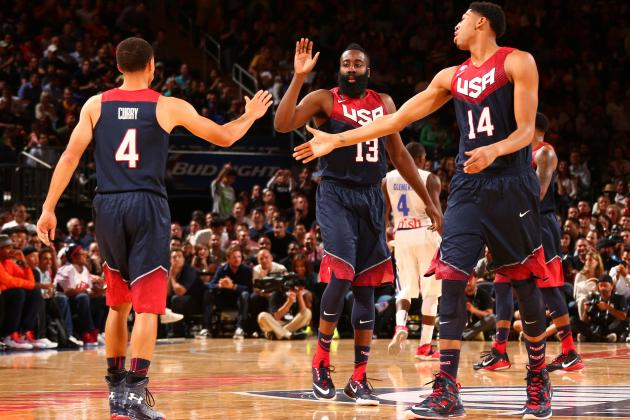 FIBA World Cup 2014: TV Schedule, Live Stream, Bracket Predictions for Day 1