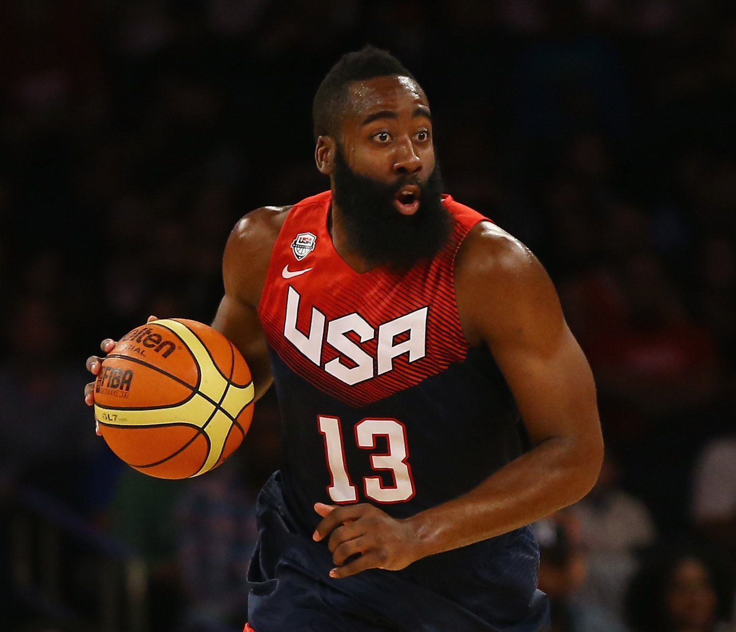 James Harden Quadruple Team: Jerry Colangelo Calls James Harden The Leader Of Team USA