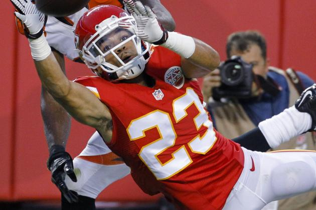 Chiefs Call Cornerback Phillip Gaines' Struggles Against Packers