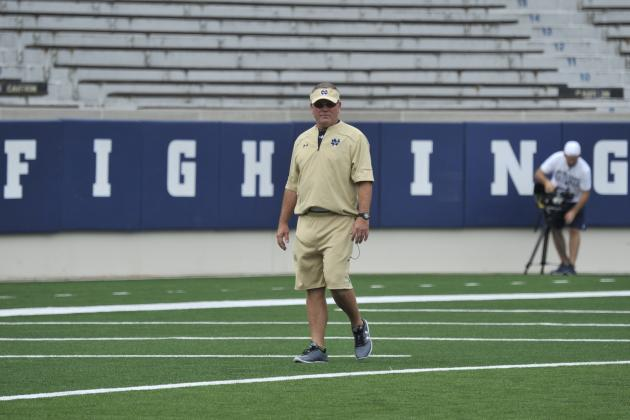 Notre Dame Football: Brian Kelly's Final Thoughts on Irish Offseason
