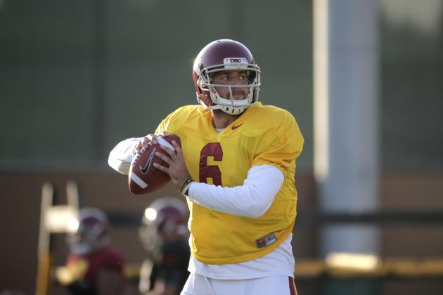 USC Football: Cody Kessler Can Erase Trojans' Bad Week