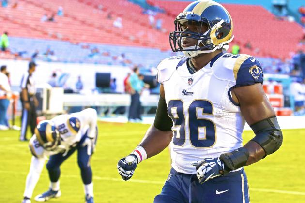 Michael Sam: Latest Comments and Speculation on DE as Rams Make Roster Cuts