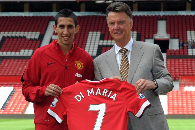 United Should Have Bought Hummels and Khedira, Not Angel Di Maria