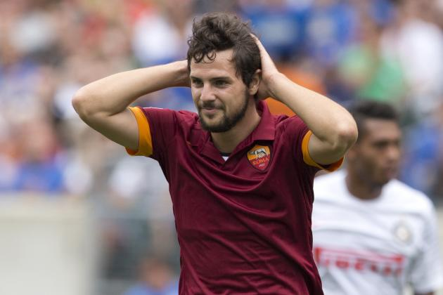 Chelsea Target Destro Is Staying, Insists Roma President