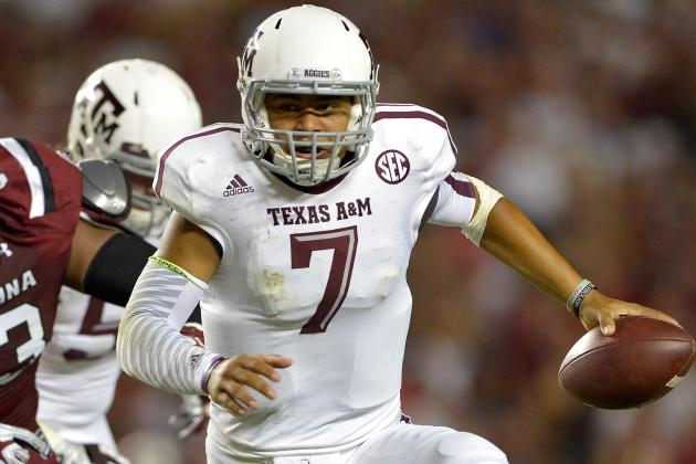 Photo: Hill's Heisman Odds Have Skyrocketed After His Performance vs. SCAR