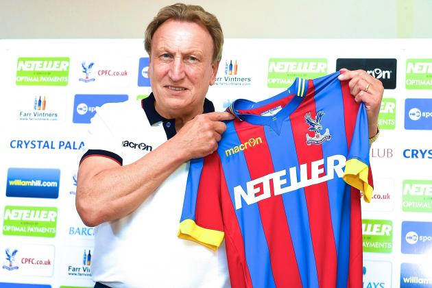 Crystal Palace Don't Have a 'Safe Pair of Hands' in Neil Warnock