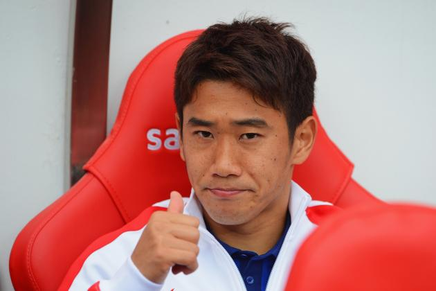 Shinji Kagawa to Borussia Dortmund: Latest Transfer Details, Reaction and More
