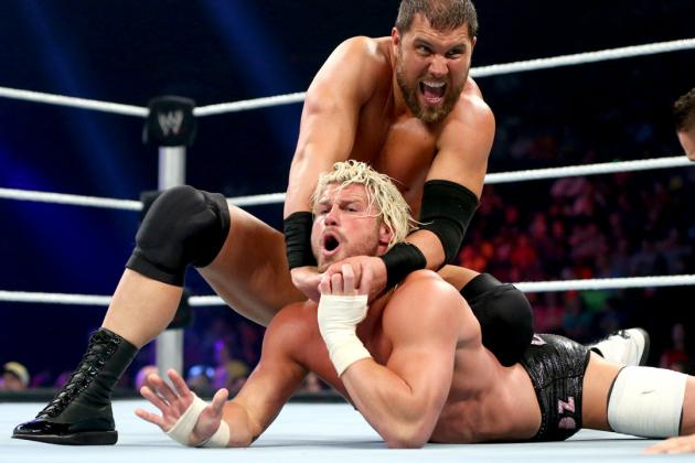 Curtis Axel Will Struggle to Stay Relevant During Ryback's Recovery from Surgery