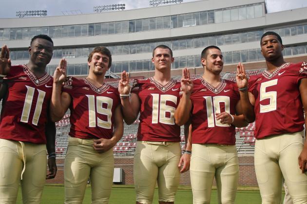 NCAA Football Playoff 2014: Exploring Championship Implications of Week 1 Games