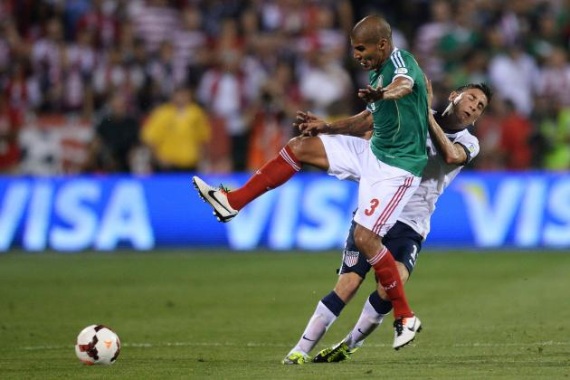 Carlos Salcido Announces Retirement from Mexican National Team