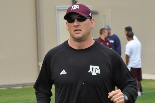 Meet David Beaty: Kevin Sumlin's Ace Recruiter Locking Up Lone Star State Talent