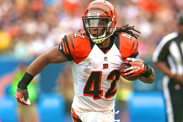 BenJarvus Green-Ellis Released by Bengals: Latest Details, Analysis and Reaction