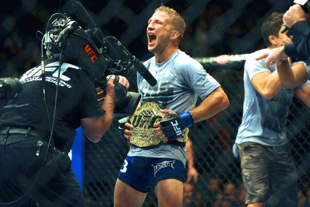 T.J. Dillashaw Will Beat Renan Barao, and He'll Beat Everyone Else, Too